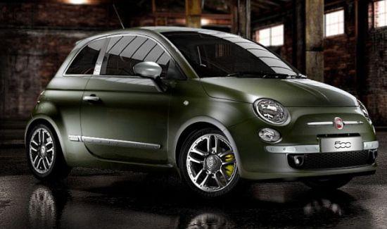 Fiat 500 By Diesel Hits Australian Roads 187 Eftm