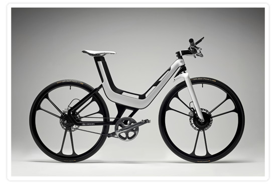 Ford show off E-Bike Concept at Frankfurt Motor Show
