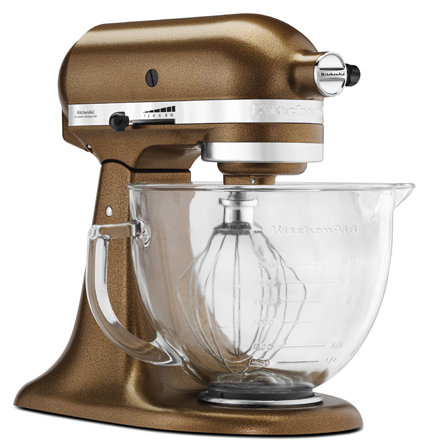 Kitchenaid Platinum Collection – mega mixers men can use and more