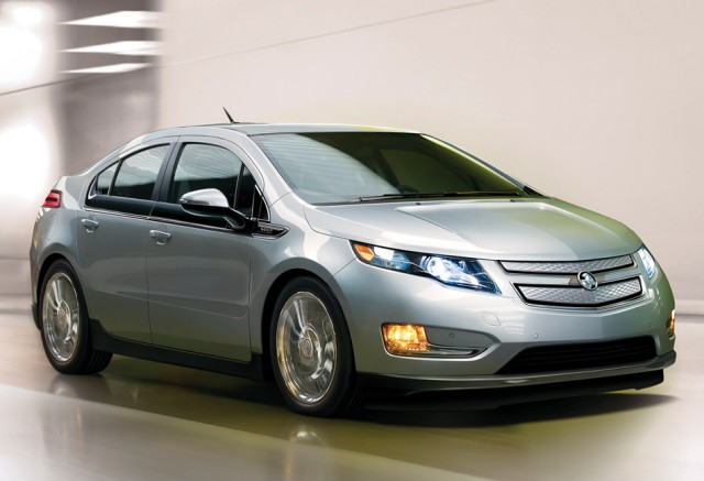 Holden Confirms Volt Electric Car For Australia In Late Eftm