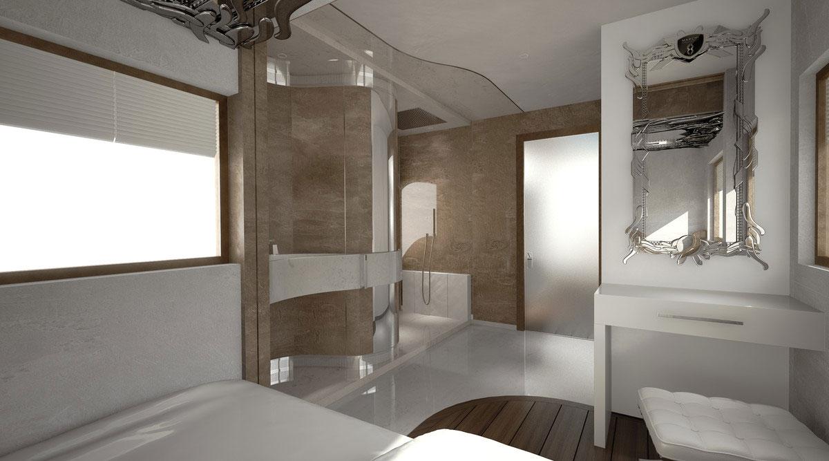 Elemment palazzo bathroom eftm - Salle de bains de luxe ...