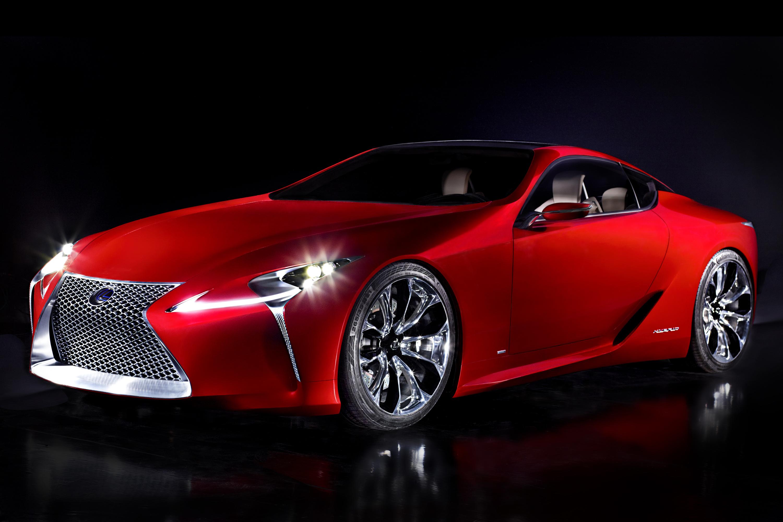 Lexus Lf Lc Concept Exterior 187 Eftm