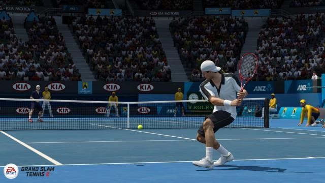 Grand Slam Tennis 2 by EA