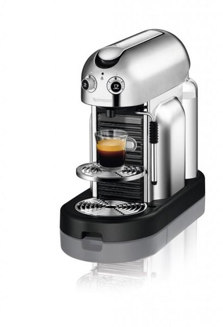 Nespresso launches new Maestria and Gran Maestria coffee machines