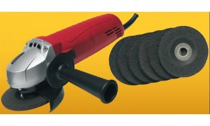 Mates Rates: $28 angle grinder from Thrifty-Link Hardware