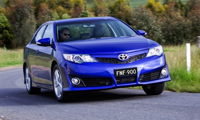 Can a Toyota Camry be cool Part one  EFTM