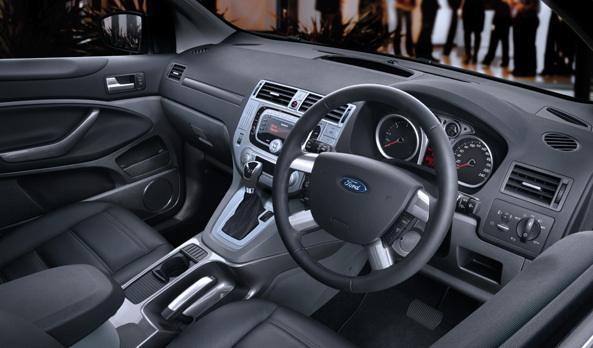 Ford Kuga Interior 187 Eftm