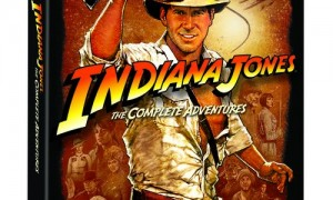 Mates Rates: Indiana Jones on Blu-ray for $40.25 delivered