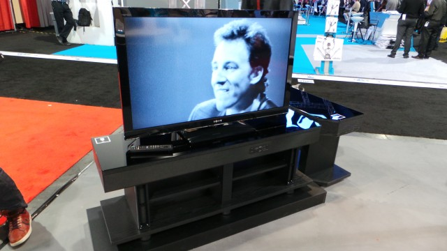IGO Home Theatre Rack at CES 2013