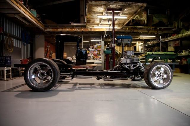 Jack Daniels pick up truck Model Ford
