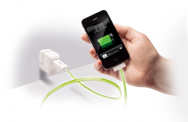 Mobee Magic Link iPhone charging cable