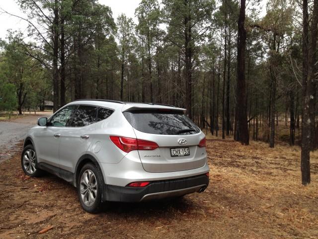 Hyundai Santa Fe Highlander