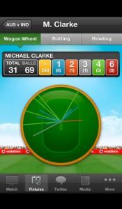 Cricket LIVE Australia app