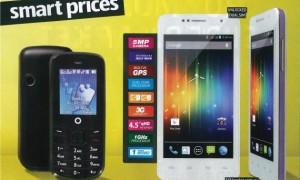 Aldi Mobile Phones - Image Credit: Ausdroid