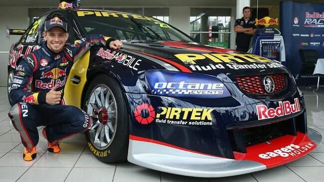 Casey Stoner Red Bull Racing