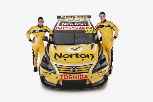 Norton Nissan Altima - Michael Caruso and James Moffat