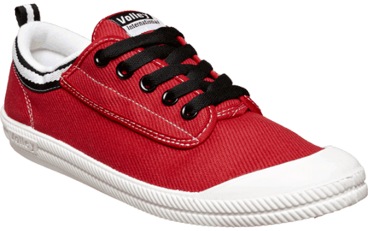 dunlop volley red