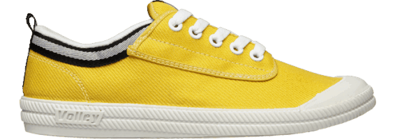 dunlop volley yellow
