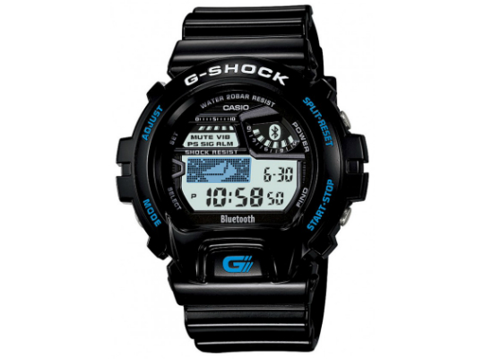 Casio G-Shock with Bluetooth