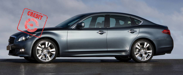 The Infiniti M35h - A Credit from EFTM