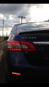 Nissan Pulsar Ti