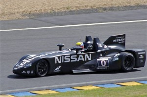 Current Nissan Deltawing