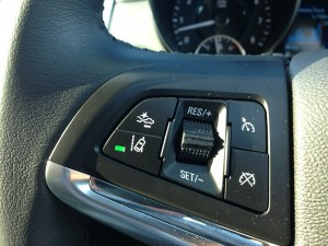 VF Commodore - (Calais V) - Steering wheel controls
