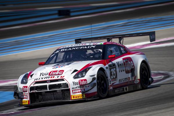 Nissan motorsport GT-R GT3 Spec