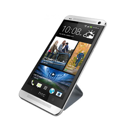 HTC One Desk Stand (Useful for almost all smartphones)