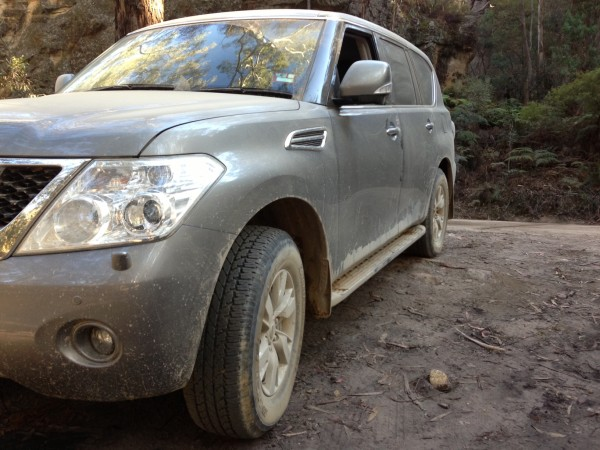 Nissan Patrol Ti-L