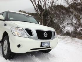 Nissan Patrol ST-L