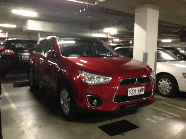 Mitsubishi ASX Aspire 2.2 DiD