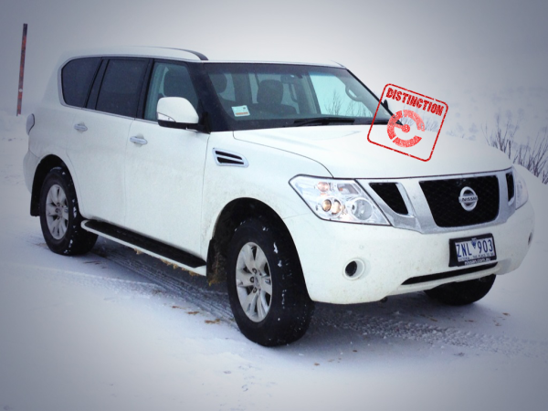 Nissan Patrol earns the EFTM Distinction stamp