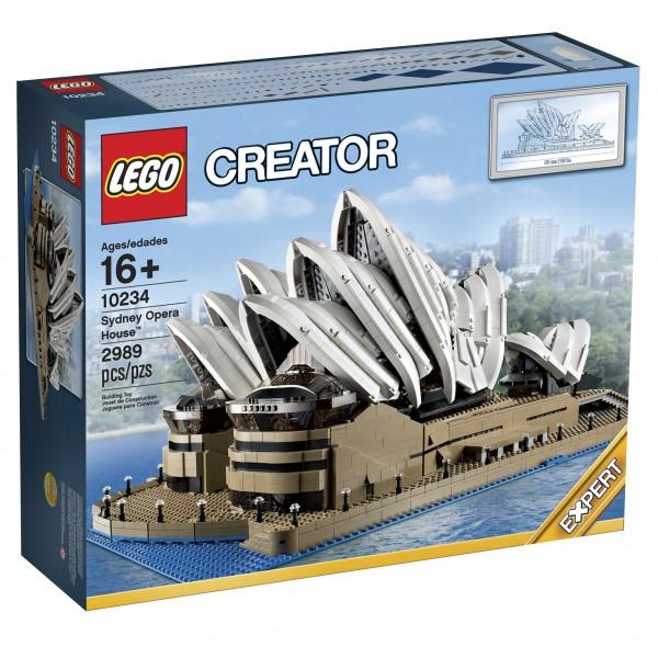 Sydney Opera House CREATOR edition LEGO