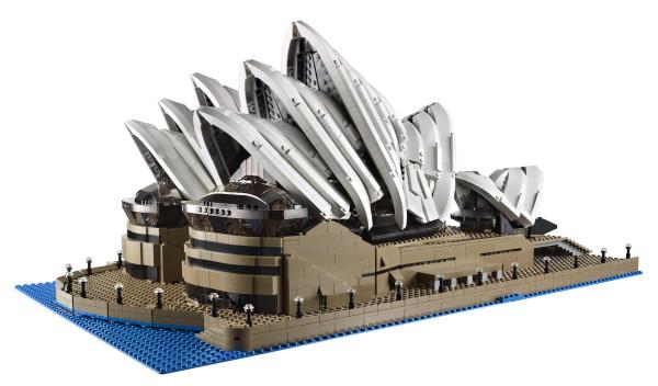 Sydney Opera House - LEGO