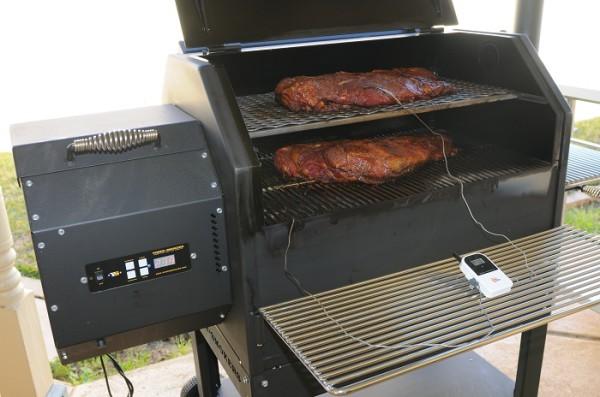 Yoder  Wood-Fire BBQ