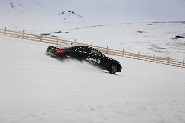 Greg Rust at the 2013 Snow Challenge