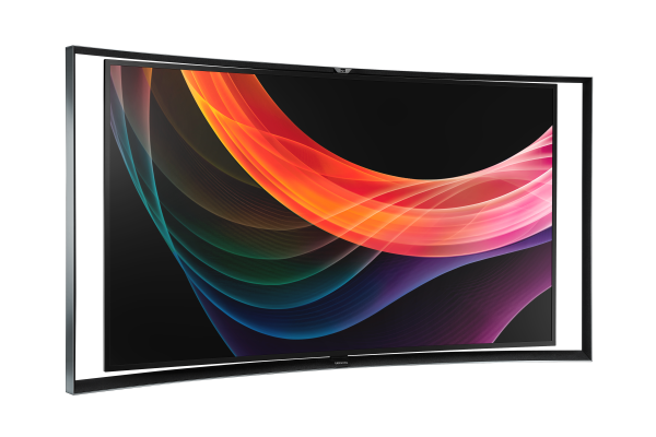 Samsung Curved OLED TV - Yeah - you wish!