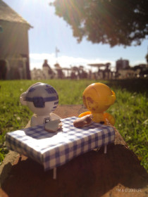Kinder Surprise - Star  Wars - Picnic