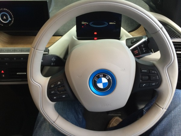 Drivers view in the i3