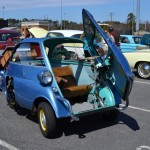 BMW Isetta - Photo: Flickr/tobyotter