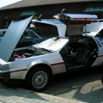 Delorian - Photo: Flickr/katherinetompkins