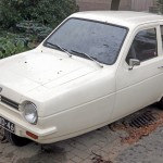 Reliant Robin - Photo:Flickr/Free Photo Fun