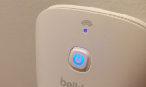 Belkin WEMO Switch up close