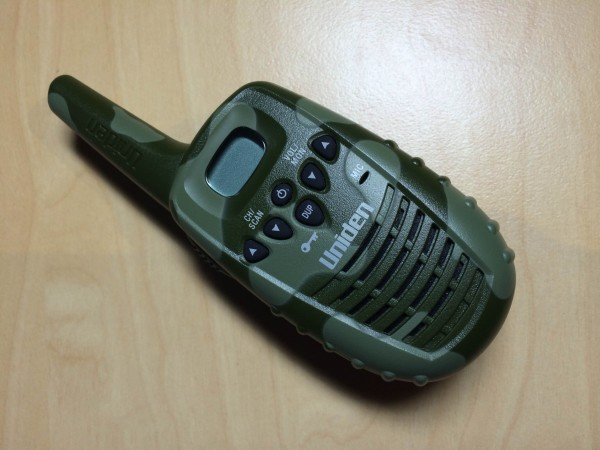 Uniden UH305SX-2NB Walkie-Talkies