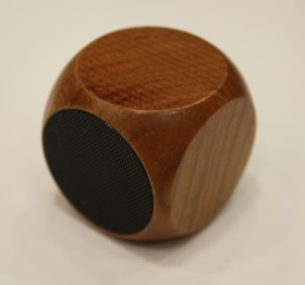 Matrix Qube wooden prototype