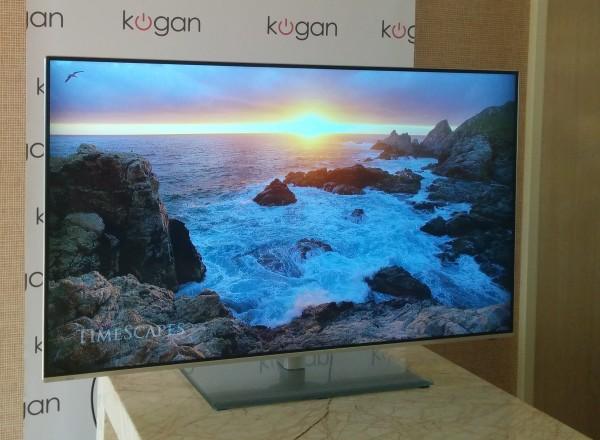 Kogan's $999 4K TV