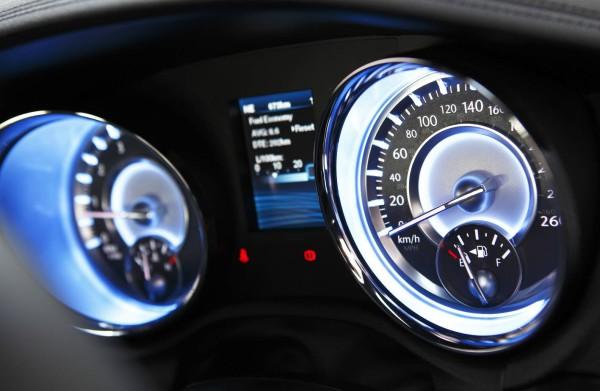 Chrysler 300C Dashboard