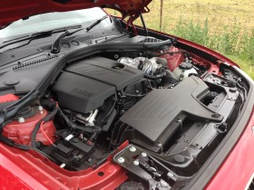 Under the bonnet - BMW 116i