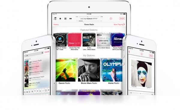 iTunes Radio - across devices